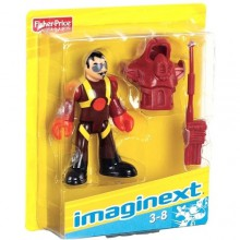 Fisher Price Imaginext City Figurka Pilot R4320 V5931