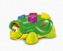 Fisher Price Żółwik Tuptuś B0336