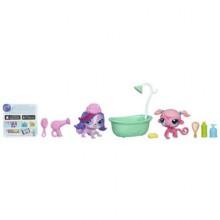 Hasbro Littlest Pet Shop Zestaw Bądź Najpiękniejsza A1351 A6269