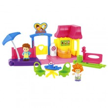 Fisher Price Little People Lodziarnia BHG09