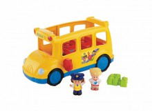 Fisher Price Little People Wesoły Autobus CBP40 CBL55