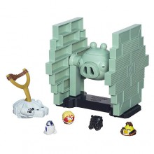 Hasbro Gra Angry Birds Star Wars Jenga Tie Fighter A4804