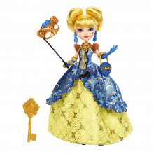 Mattel Ever After High Dzień Koronacji Blondie Lockes CBT83 CBT87