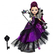 Mattel Ever After High Dzień Koronacji Raven Queen CBT83 CBT84