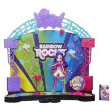 Hasbro My Little Pony Equestria Girls Zestaw Koncert A8060