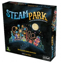 Trefl Gra Steam Park 95001