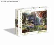 Clementoni Puzzle High Quality Collection Victorian Garden 1000 Elementów 39172