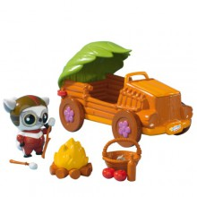 Simba YooHoo & Friends Safari Jeep 105950590