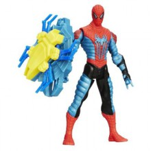 Hasbro Spiderman Spider-Strike Figurka Filmowa 12 cm Web Shield A5700 A8975