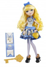 Mattel Ever After High Royalsi Blondie Lockes BBD51 BBD54
