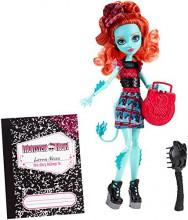 Mattel Monster High Nawiedzone Straszyceum Lorna McNessie CFD17 CDC36