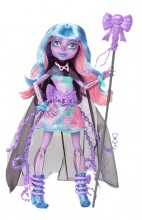 Mattel Monster High Uczniowie-Duchy River Styxx CDC34 CDC32