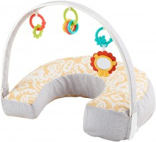 Fisher Price Rogalik do Karmienia 4 w 1 DGY01