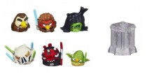 Hasbro Angry Birds Gra Star Wars 6 Figurek A6180