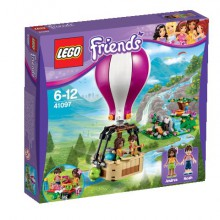 Klocki Lego Friends Balon w Heartlake 41097