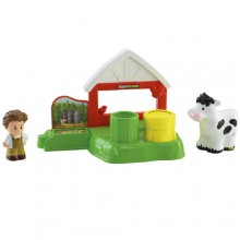 Fisher Price Little People Mleczna Obórka CDH27