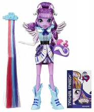 Hasbro My Little Pony Equestria Girls Stylowa Fryzura Twilight Sparkle B1036 B1037