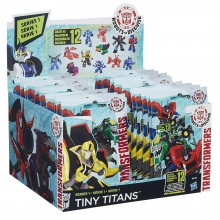 Hasbro Transformers Tiny Titan B0756