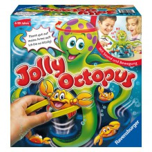 Ravensburger Gra Jolly Octopus 222940