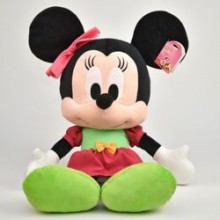 Tm Toys Disney Plusz Myszka Minnie Black Minnie 61 cm 12429