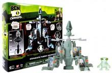 Bandai Ben 10 Omniverse Zestaw Laboratorium Hydraulika 36260 38261