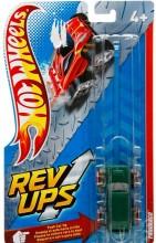 Mattel Hot Wheels Rev Ups Samochód Magnetyczny Fandango V2144 V2156