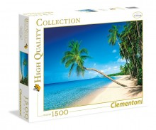 Clementoni Puzzle High Quality Collection Caribbean Islands Martinique 1500 Elementów 31669
