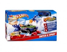 Mattel Hot Wheels Malarnia Samochodowa V0623
