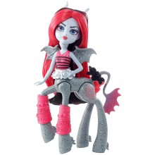 Mattel Monster High Monstaury Frets Quartzmane DGD12 DGD14