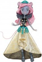 Mattel Monster High Boo York Gwiazdy Boo Yorku Mouscedes King CHW64 CHW61