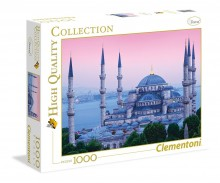 Clementoni Puzzle High Quality Collection Instanbul 1000 Elementów 39291