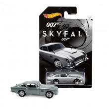 Mattel Hot Wheels Samochodzik James Bond 007 Skyfall CGB72 CGB79