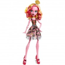 Mattel Monster High Gooliope Jellington Gigalalka 40 cm CHW59