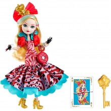 Mattel Ever After High W Krainie Czarów Apple White CJF39 CJF42