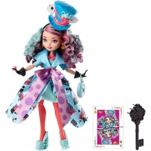 Mattel Ever After High W Krainie Czarów Madeline Hatter CJF39 CJF40