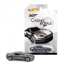 Mattel Hot Wheels Samochodzik James Bond 007 Casino Royale CGB72 CGB78