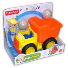 Fisher Price Little People Wywrotka BHY19 BDY81