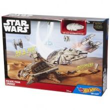 Mattel Hot Wheels Star Wars Przebudzenie Mocy Zestaw CGN32