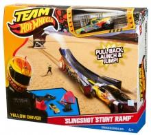 Mattel Hot Wheels Zestaw Kaskaderski z Rampą X0161 X0162