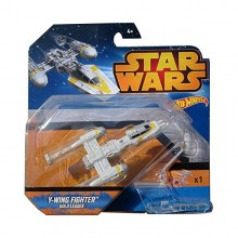Mattel Hot Wheels Star Wars Statek kosmiczny Golden Wings CGW52 CGW59