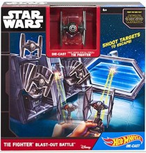 Mattel Hot Wheels Star Wars Tie Fighter CGN33 CMT37