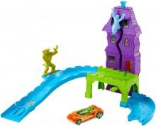 Mattel Hot Wheels Zestaw do Zabawy Zakręt Grozy BGH94 CDL86