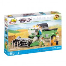 COBI Action Town Kombajn Eco Power 1866