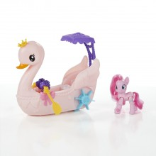 Hasbro My Little Pony Łabędzia Łódka Pinkie Pie B3600