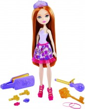 Mattel Ever After High Holly Bajeczne Fryzury DNB75