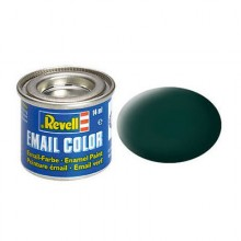 REVELL Email Color 40 Black-Green Mat 32140