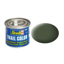 REVELL Email Color 65 Bronze Green Mat 32165