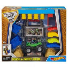 Mattel Hot Wheels Monster Jam Zestaw DJK61