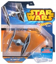 Mattel HOT WHEELS SW Statek kosmiczny Tie Fighter CGW52 CGW53