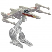 Mattel HOT WHEELS SW Statek kosmiczny X-Wing Closed CGW52/CKR61